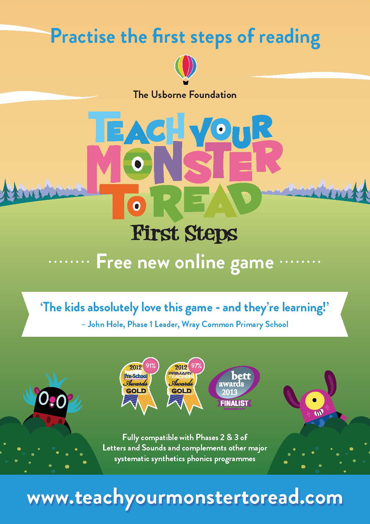 Teach Your Four Year Old To Read: Get Children Playing At Home