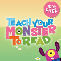 Image result for teach your monster to read icon