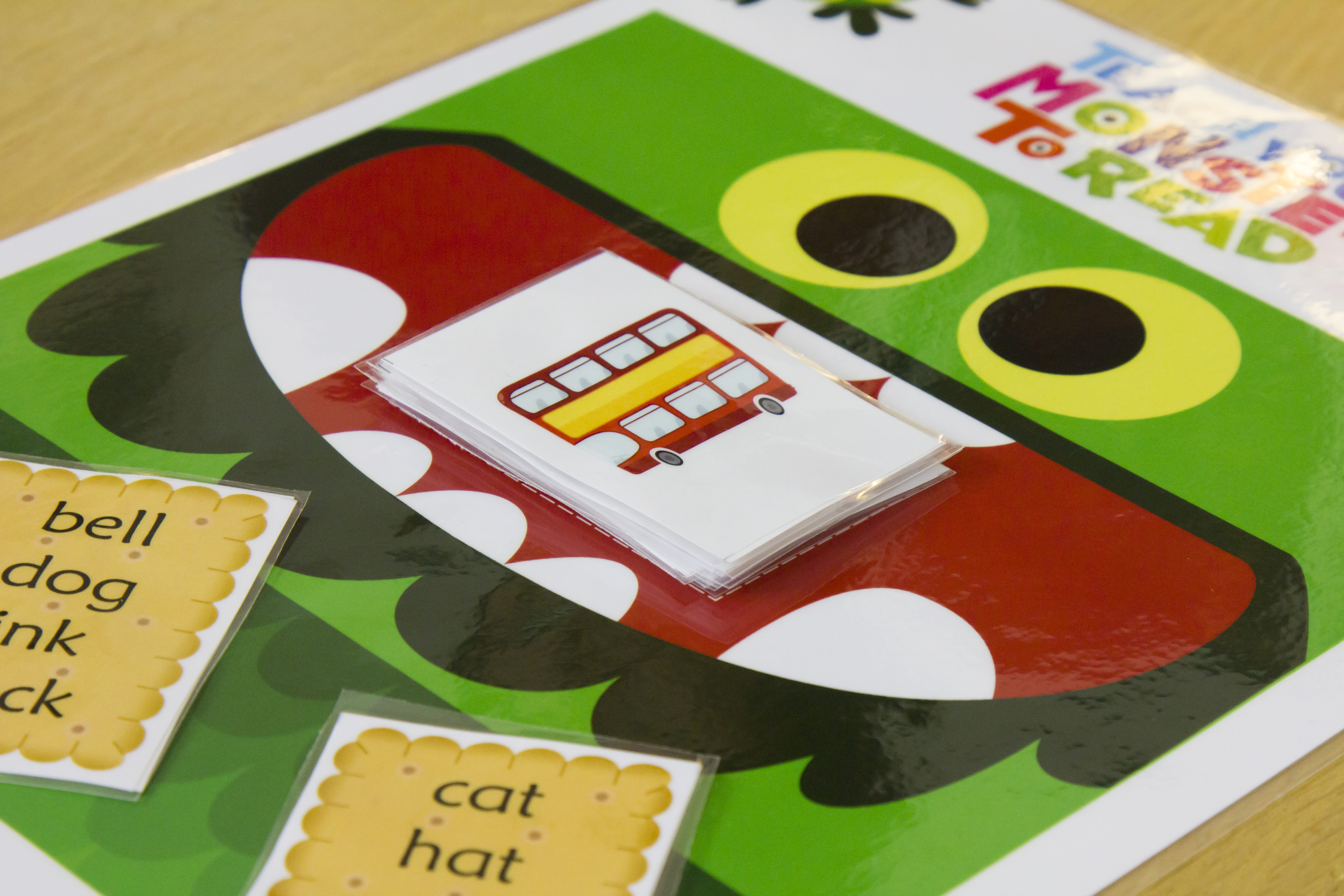 photograph about Printable Phonics Games named Phonics Tabletop Board Video games