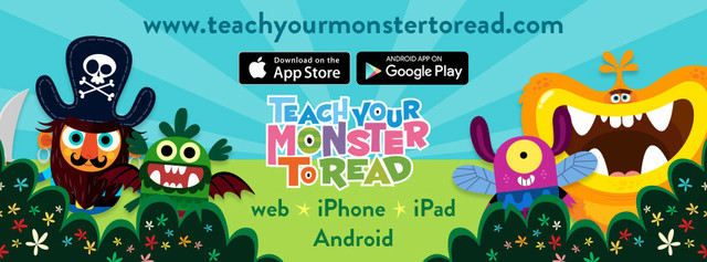 Blog - Teach Your Monster to Read
